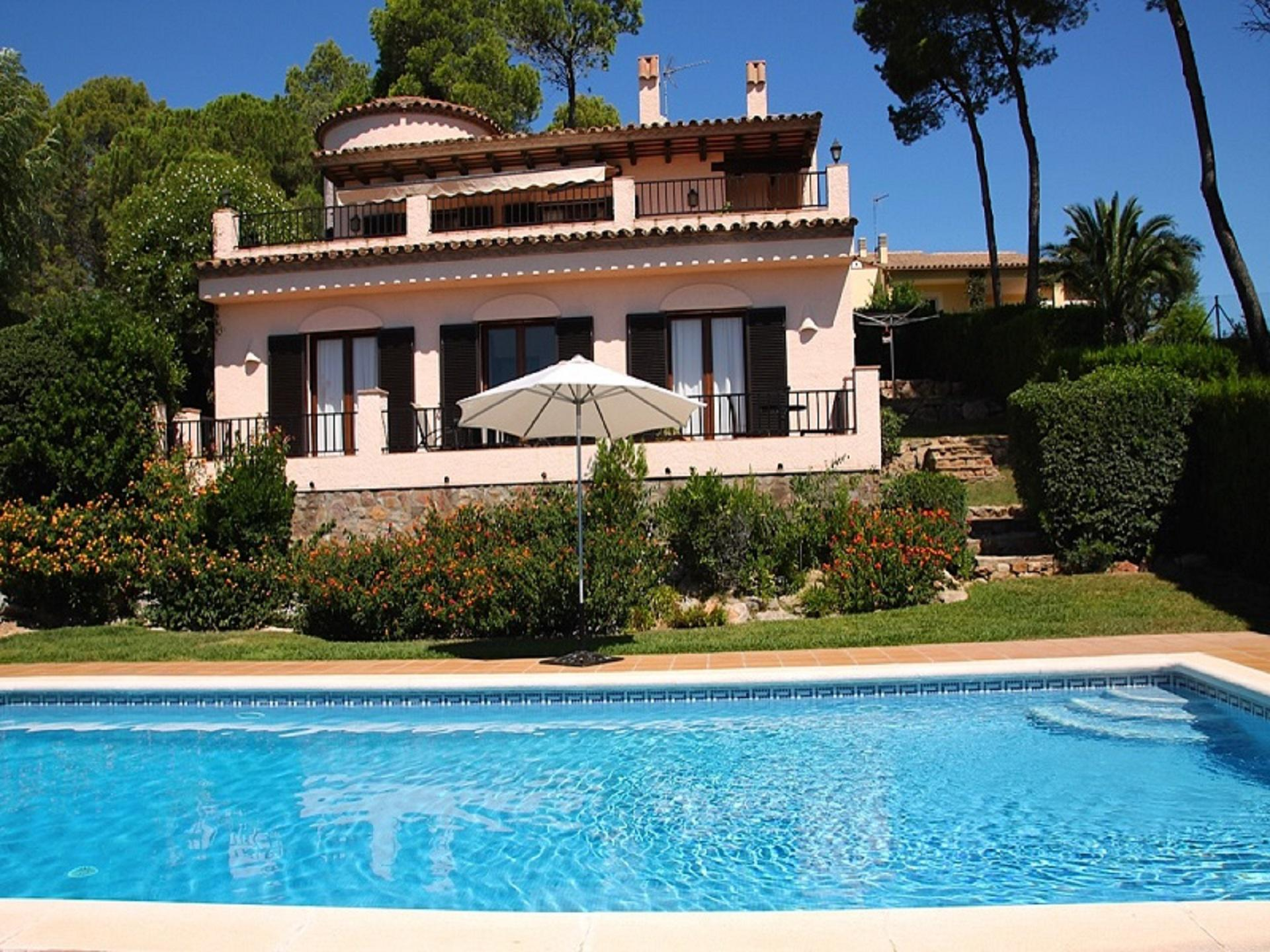 Villa -                                       L´estartit -                                       3 bedrooms -                                       6 persons
