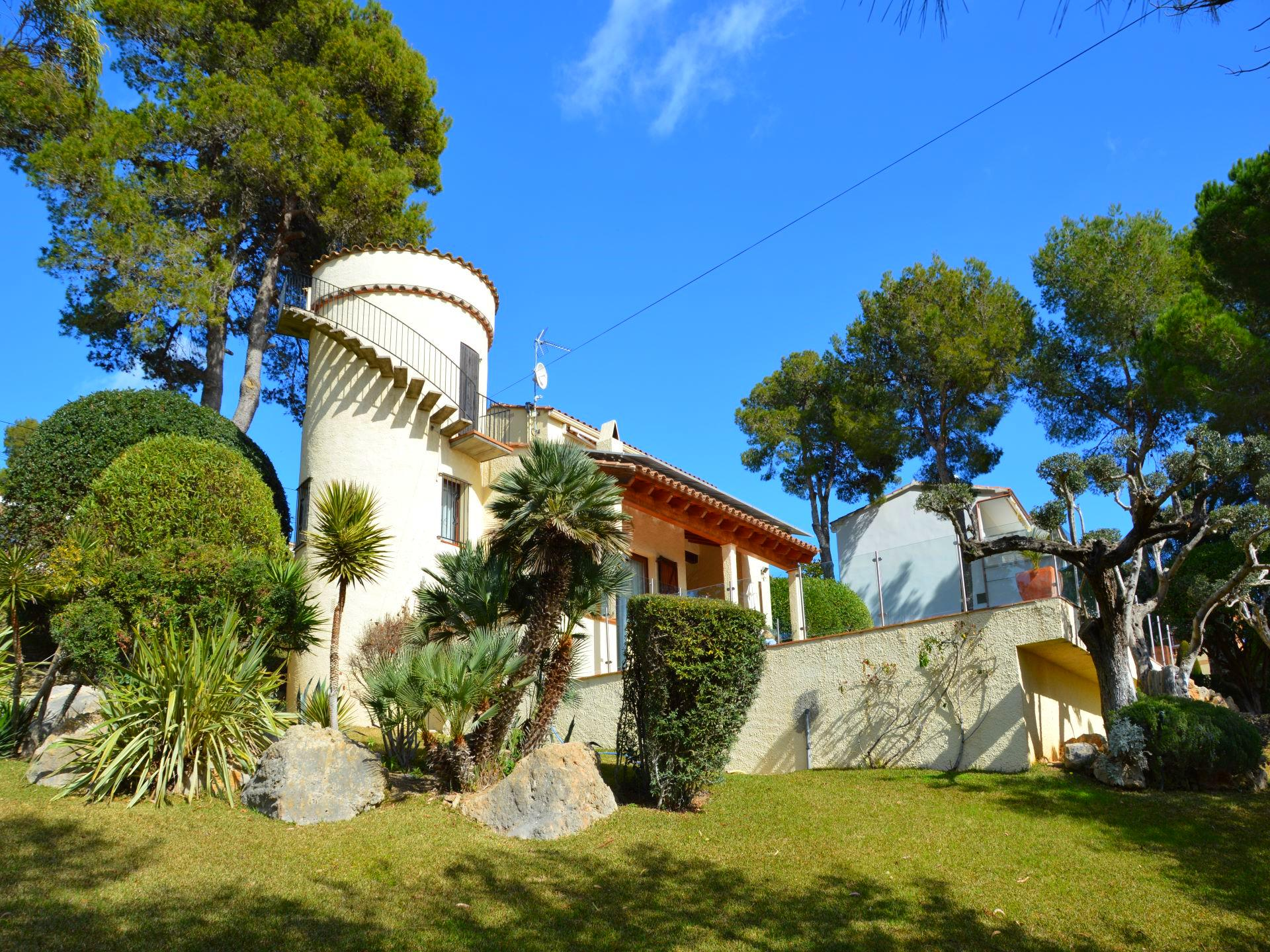 Villa -                                       L´estartit -                                       4 bedrooms -                                       8 persons