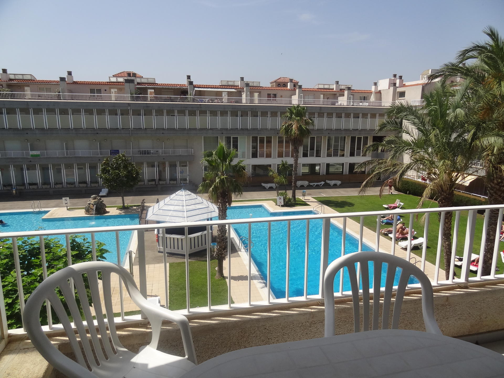 Apartment -                                       L´estartit -                                       3 bedrooms -                                       6 persons