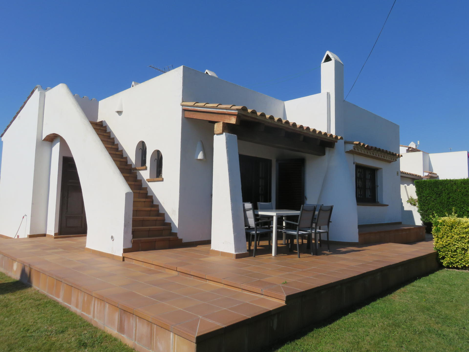 Villa -                                       L´estartit -                                       3 bedrooms -                                       8 persons